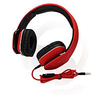 JKR JKR-111 ヘッドホン(ヘッドバンド型)Forメディアプレーヤー/タブレット / 携帯電話 / コンピュータWithマイク付き / DJ / ボリュームコントロール / ゲーム / スポーツ / ノイズキャンセ / Hi-Fi / 監視