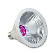 15W E26/E27 LED növény izzók PAR38 36 SMD 3020 1200 lm Rózsaszín Vízálló AC 100-240 V 1 db.