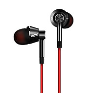 1More® The Piston In-Ear Earphones Intelligent Control Android/IOS Compatible Hi-Fi (Red)