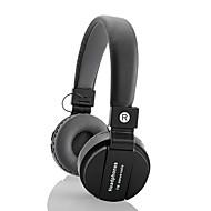 JKR JKR-202A ヘッドホン(ヘッドバンド型)Forメディアプレーヤー/タブレット / 携帯電話 / コンピュータWithマイク付き / DJ / ボリュームコントロール / ゲーム / スポーツ / ノイズキャンセ / Hi-Fi / 監視 / Bluetooth