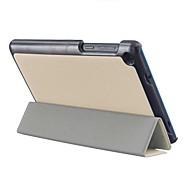 "PU Leather (skóra kompozytowa)Cases For7 "" Lenovo"