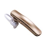 Fineblue HF88 カナルイヤパッド(イン・イヤカナル式)Forメディアプレーヤー/タブレット / 携帯電話 / コンピュータWithマイク付き / DJ / ボリュームコントロール / ゲーム / スポーツ / ノイズキャンセ / Hi-Fi / 監視