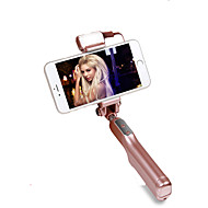Art und Weise faltbar hy004 LED-Licht bluetooth selfie Stick