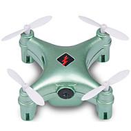 طيارة WL اللعب Q343 10.2 CM 6 محور 2.4G مع الكاميرا جهاز تحكم360 درجة طيران / الوصول في الوقت الحقيقي لقطات / رؤية المواقع / رفرفة / مع