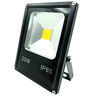 20w førte flom lys 1500lm outdoorlight IP65 vanntett varm / kald hvit farge flomlys for hjem (ac85-265v)