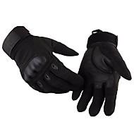 Ολόκληρο το Δάχτυλο Νάιλον Ύφασμα Μοτοσικλέτες Γάντια