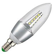 5w e14 sdm2835 koele witte kleur sterrenhemel led kaarslicht kroonluchterlampen voor thuis (ac220-240v)