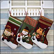 jul sokker leverer jul strømper juledag jul sokker ornamenter santa sokker