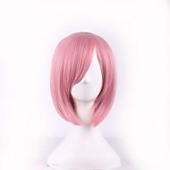 cosplay rózsaszín divat paróka japán anime halloween frizura lány paróka