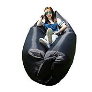 Υδατοστεγανό Αδιάβροχη Συμπίεση Άνετο Φουσκωτό Κρεβατάκι Φουσκωτός καναπές Πράσινο Μαύρο Μπλε Πεζοπορία Κατασκήνωση Παραλία ΤαξίδιΆνοιξη