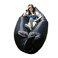 VochtBestendig Waterdicht Compressie Comfortabel Opgeblazen Mat Opblaasbare stoel Groen Zwart Blauw Wandelen Kamperen Strand ReizenLente