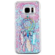 Varten Samsung Galaxy S7 Edge Virtaava neste Etui Takakuori Etui Unisieppari Kova PC Samsung S7 edge / S7 / S6 edge / S6