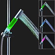 SDS-a13 johdolla suihku kolme lämpötilassa väriä lämpötilan valvonta suihkupää (abs elektrolyyttistä)