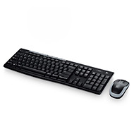 Wireless Photoelectric Keyboard Suit Mk260 / Home Office Wireless Suit