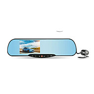 2.8 Inch Rear View Mirror Car Night Vision HD 1080P Recorder Auto Insurance Gift Vehicle Recorder