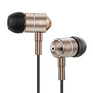 Nøytral Produkt ARTISTE I2 Øreplugg-hodetelefoner (i ørekanalen)ForMedie Player/Tablet / Mobiltelefon / ComputerWithMed mikrofon / DJ /