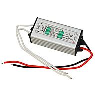 jiawen® 10w 300mA condotto l'alimentazione elettrica fonte di energia LED driver a corrente costante (CC 12-24V uscita)