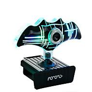 Webcam HD USB 2.0 Cameras Desktop PC Computer Clap Web Camera With Microphone Night Vision Free Driver Laptop Web Cam