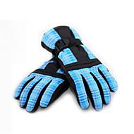スキー手袋 フルフィンガー 女性用 男性用 スポーツグローブ 保温 防水 防風 DLGDX® スキー モーターバイク スキーグローブ 冬