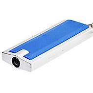 Luci Torce a portachiavi LED 50 Lumens 1 Modo LED LR44 Taglia piccola Campeggio/Escursionismo/Speleologia / Uso quotidiano Plastica