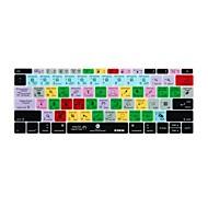 シリコーンKeyboard Cover For12 '' Macbook Macbook 12 with Retina 英語