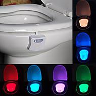 youoklight mozgás aktivált WC éjjeli led WC fény fürdőszoba mosdók