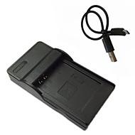 6l Micro-USB-Handy-Kamera Akku-Ladegerät für Canon NB-6L IXUS 95 210 105 310 s90 s95 SX500