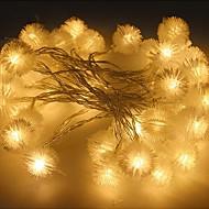100-led gwiazda 10m lampka świecy wodoodporny zewnątrz święta Bożego Narodzenia dekoracji światła LED światło ciąg