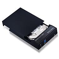 USB3.0 HDD asztali notebook HDD dokkoló 2,5 / 3,5 hüvelykes SATA merevlemez soros port ülés