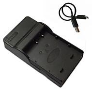 cnp130 micro usb caméra mobile chargeur de batterie pour casio np-130 np-110 zr1500 zr1000 ZR700 ZR500 zr1200
