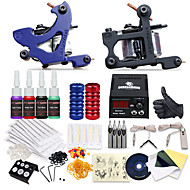 Dragonhawk® Professional Tattoo Kit 2 Machines