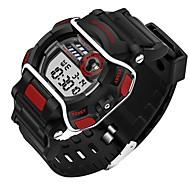 SANDA Παιδικά Αθλητικό Ρολόι Στρατιωτικό Ρολόι Έξυπνο Ρολόι Μοδάτο Ρολόι Ρολόι Καρπού Ψηφιακό Γιαπωνέζικο QuartzLED Χρονογράφος Ανθεκτικό