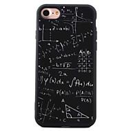 Para Diseños Funda Cubierta Trasera Funda Diseño Geométrico Suave TPU AppleiPhone 7 Plus / iPhone 7 / iPhone 6s Plus/6 Plus / iPhone 6s/6