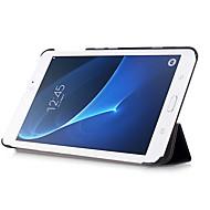 sak for Samsung Galaxy Tab en 7,0 T280 t285 slank flip bok PU lær stativdekselet tilfeller