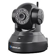 vstarcam® c7837wip 720p 1.0mp wi-fi sikkerhet overvåking IP-kamera (nattsyn p2p støtte 128 GB TF kort)