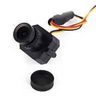 Generale Camera / Video Nero Metallo 1 pezzo
