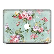 1 pc Scratch Proof PVC Body Sticker Rose Pattern For MacBook Pro 15'' with Retina / MacBook Pro 15'' / MacBook Pro 13'' with Retina / MacBook
