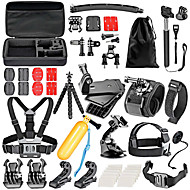 Defary DFU050 Accessoires Kit For Xiaomi Camera Gopro Hero 5/4/3/3+/2/1 Sport DV SJCAM