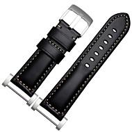 ægte læder udskiftning ur band til Suunto Core traverse afgørende serie ure farverige håndledsrem med adapter