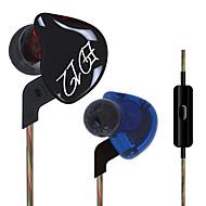 KZ ED12-M In Ear Earphone Stereo Running Sport Earphone Noise Cancelling HIFI Bss Monito Earphone Headset with MIC