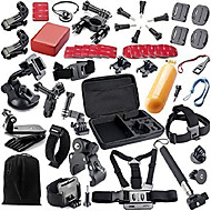 Accessory Kit For Gopro All in One ForAll Action Camera Gopro 5 Gopro 4 Gopro 4 Silver Gopro 4 Black Gopro 4 Session Gopro 3 Gopro 2