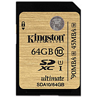 Kingston 64GB SD Card memorijska kartica UHS-I U1 Class10 ultimate