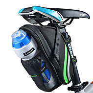 ROCKBROS Sac de VéloSacoche de Selle de VéloEtanche Zip étanche Vestimentaire Respirable Résistant aux Chocs Ecran tactile