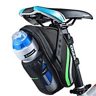 ROCKBROS תיק אופנייםתיקי אוכף לאופניים עמיד למים רוכסן עמיד למים לביש נושם עמיד לזעזועים מסך מגע טלפון/Iphone תיק אופניים ניילוןתיק