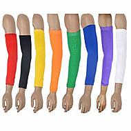 アームスリーブカバー太陽の腕章皮膚保護スポーツストレッチバスケットボール