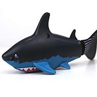 Radiostyring Oppustelig Shark Sej / Kreativ Originalt legetøj Brun Nylon