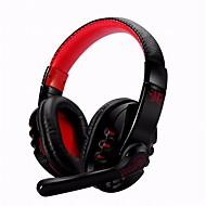 OVLENG V8-1 Over øre Pannebånd Trådløs Hodetelefoner dynamisk Gaming øretelefon Støyisolerende Med mikrofon Med volumkontroll Headset