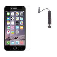 heijastamaton mattapintainen viimeistely näytön suojakalvon kanssa stylus kosketuskynällä iphone 6s / 6