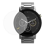 2 opakowania szklane Premium folia 0.2mm prawdziwe szkło hartowane ekranu ochraniacz na inteligentny zegarek moto 360 2. 42mm / 46mm