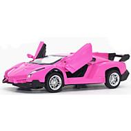 Vzdělávací hračka Modelování Auto Zábavné Rose Kov Nový rok Vánoce Den dětí
